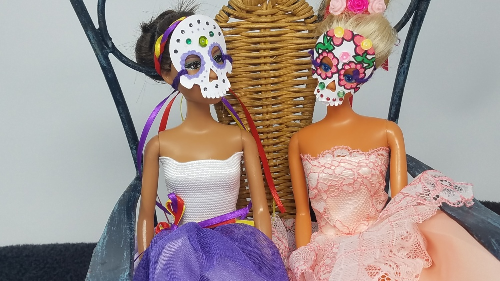 Second Life Barbies